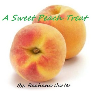 A Sweet Peach Treat from Adagio Teas