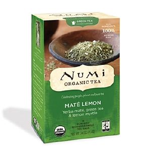 Mate Lemon from Numi Organic Tea