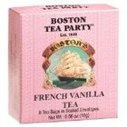 French Vanilla from The Boston Tea Company