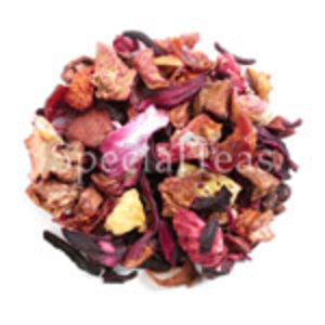 Strawberry Cream Fruit Melange from SpecialTeas