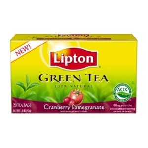 Cranberry Pomegranate from Lipton