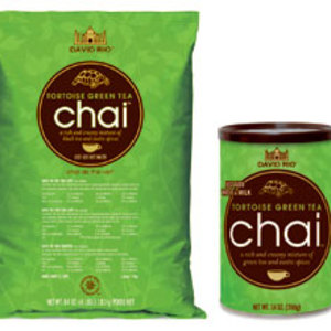 Tortoise Green Tea Chai from David Rio
