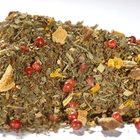 "Rooibos ""Tulsi Lemon Tree"" from Rutland Tea Co"