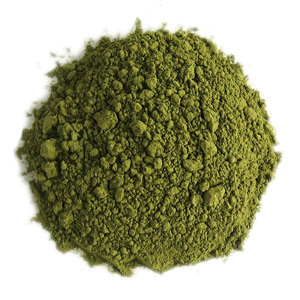 Powdered Green Tea (Matcha) from Silk Road Teas