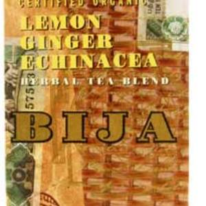 Lemon Ginger Echinacea from Bija