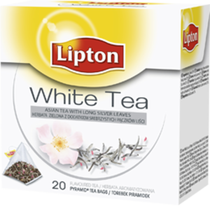 White Tea from Lipton
