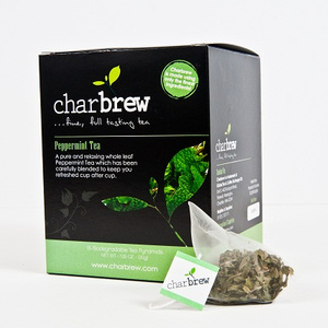 Peppermint from Charbrew