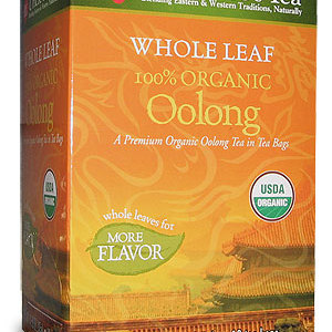 Whole Leaf Organic Oolong Tea from Uncle Lee&#x27;s Tea