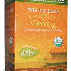 Whole Leaf Organic Oolong Tea from Uncle Lee's Tea