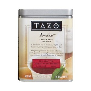 Awake™ Full Leaf Tea from Tazo Tea