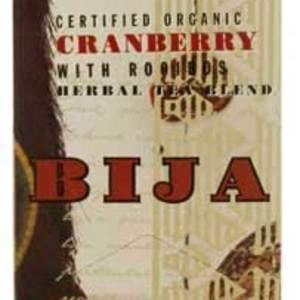 Cranberry with Rooibos from Bija