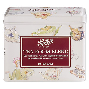 Bettys tea room blend (tea bag version) from Taylors of Harrogate