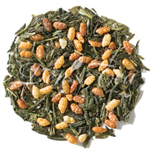 Organic Genmaicha from Den&#x27;s Tea