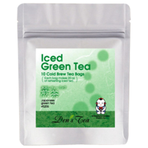 Iced Green Teabags from Den's Tea