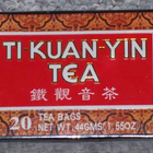 Ti-Kuan-yin Tea from Shantou Tea