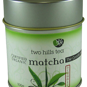 Organic Matcha from Two Hills Tea