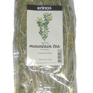 Greek Mountain Tea from Krinos