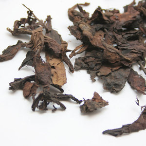 Large Leaf from Old Trees Pu-erh from Chicago Tea Garden