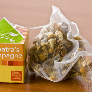 Cleopatra's Champagne from Tea Drops