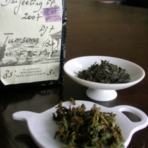 Darjeeling FF 2007 Tumsong FTGFOP from Cha Yuan