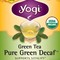 Pure Green Decaf from Yogi Tea