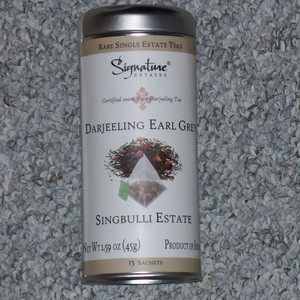 Darjeeling Earl Grey, Singbulli Estate from Signature Estates