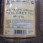 Fair Trade Organic Earl Grey from Green Acres Market