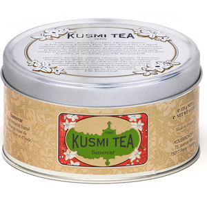 Samovar from Kusmi Tea