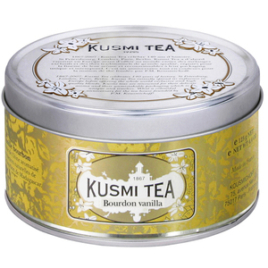 Bourbon Vanilla from Kusmi Tea