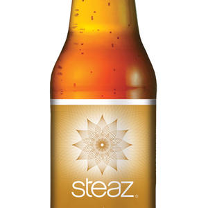 Sparkling Green Tea Root Beer from Steaz