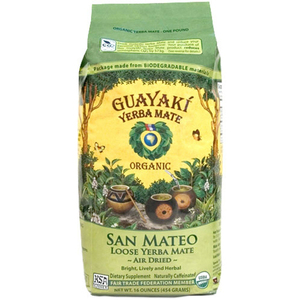 San Mateo Yerba Mate from Guayaki