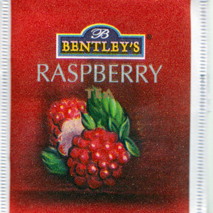 Raspberry Green Tea from Bentley's