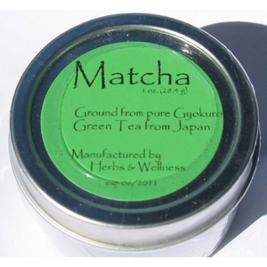 Matcha from Herbs &amp; Wellness
