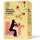 White Tea, Elderflower & Apricot from London Tea Company