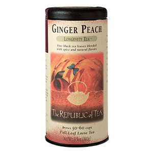 Ginger Peach from The Republic of Tea