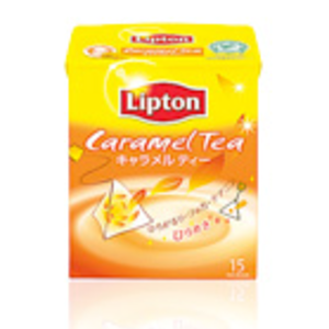 Caramel Tea from Lipton