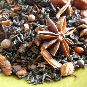 Brighid Black from Goddess Tea