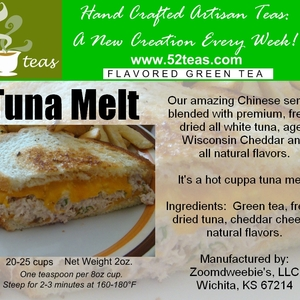 Tuna Melt Green Tea from 52teas