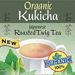 Organic Kukicha from Traditional Medicinals