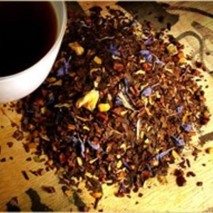 MateVana &amp; Rooibos Toffee Blend from Teavana