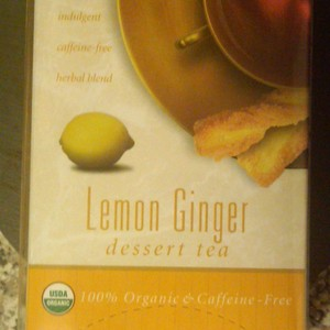 Lemon Ginger from Davidson's