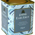 Earl Grey from Lyons Tea