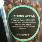 Hibiscus Apple from Argo Tea