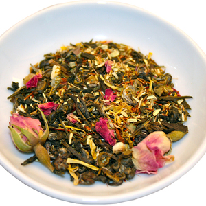 Xaouen (White Silver Needle, Green Rooibos, Jasmine Pearl) from da.u.de 