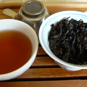 2007 Da Hong Pao by Hui Yuan Yan Cha Tea Factory from Life In Teacup