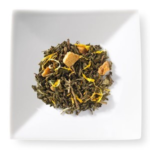 Mango Green Decaf from Mighty Leaf Tea