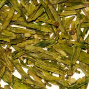 Dragonwell from Shanti Tea