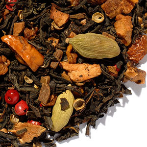 Orange Cookie Tea from The Tea Table