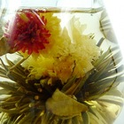 18 Blooms Handmade Blooming Flower Tea (Jasmine, Green) from Chinese Kung Fu Tea Art eBay Store