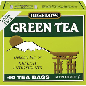 Green Tea from Bigelow